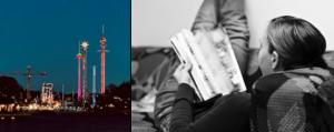 Aktivera Korttidshem | Tivoli och läsning